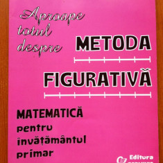 APROAPE TOTUL DESPRE METODA FIGURATIVA. MATEMATICA PENTRU INVATAMANTUL PRIMAR - M. Oanea, M. Dudau, T. Stefanica - Culegere Matematica