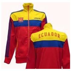VAND BLUZA TRENING ADIDAS ECUADOR ORIGINALA NU TURCISME BLUZA ESTE NOUA MASURA XL - Bluza barbati Adidas, Cu fermoar
