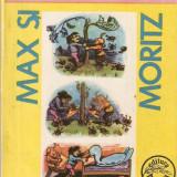 Carte de povesti - Wilhelm Busch-Max si Moritz