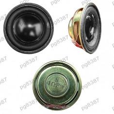Difuzor 3W, 4 Ohmi, 40mm - 152857 - Difuzoare