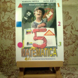 Manual Clasa a V-a, Alte materii - Mariana Mitea - Matematica manual pentru clasa a V a