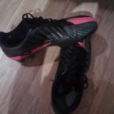 Ghete fotbal Nike, Marime: 41.5, Negru, Barbati - Ghete Nike T90 IV FG