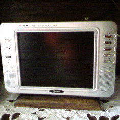 Monitor LCD, Sub 15 inch, VGA (D-SUB) - TV SILVANO 8.4