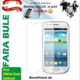 Folie de protectie Samsung Galaxy S3 mini i8190 MONTAJ iNCLUS in Pret