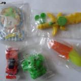 Jucarii de plastic (set 8) - Figurina Povesti