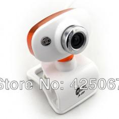 Webcam cu MIC pentru PC Computer, Laptop, Pana in 1.3 Mpx, CMOS, Microfon