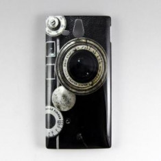 Husa rigida model aparat foto Sony Ericsson Xperia U ST25i + expediere gratuita