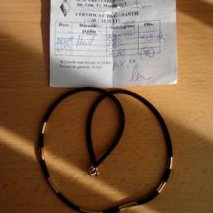 Lantisor aur, 14k, Unisex, Galben - [VAND] Lantisor De Aur