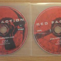 Red Faction (2 CD) - Jocuri PC Thq, Shooting, 16+, Single player