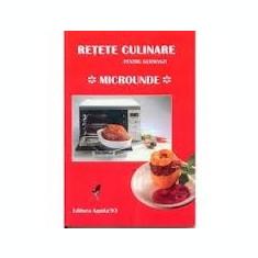 Retete culinare -microunde - Carte Retete de post