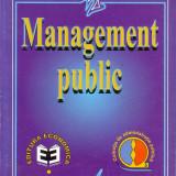 Armenia Androniceanu-Management public - Carte Management