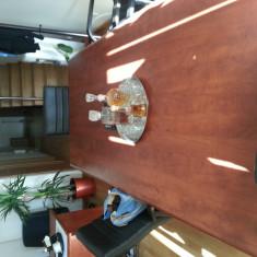 Mobila birou - Masa sedinte + 6 scaune