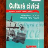 Manual Clasa a VIII-a, Alte materii - Cultura Civica VIII editura Corint 2007