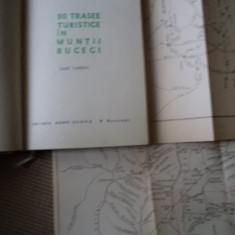 80 trasee turistice in muntii Bucegi cu harti ilustrata hobby turism calatorie - Hobby Ghid de calatorie