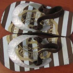 Sandale copii, Baieti - PAPUCI 14 cm si 16 cm (masoara talpa) + CADOU