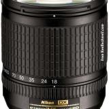 Obiectiv foto Nikon AF-S DX Zoom-Nikkor 18-135mm f/3.5-5.6G IF-ED (7.5x) + Filtre B+W (UV+Polarizare) - Obiectiv DSLR Nikon, Standard, Autofocus, Nikon FX/DX