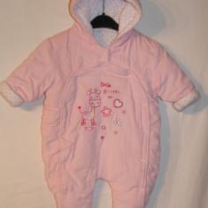 Salopeta copii - 3 - 6 luni, Roz