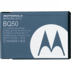 Baterie telefon - Acumulator MOTOROLA BQ50 pentru E1000, Ming, A1200, V361, W208, W220, KRZR K3, V360, W375, ROKR E2, W205, E1070, C160, Q, Q9c, Q9h, Q9m, A732, ORIGINAL