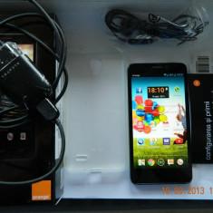 Telefon Alcatel, Gri, 8GB, Neblocat, Dual core, 1 GB - San Remo / Alcatel Idol 6030X