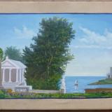 Pavel St. - Peisaj marin - Pictor roman, Peisaje, Ulei, Altul
