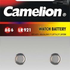 BATERIE ALKALINA AG6 CAMELION - GERMANIA - Baterie ceas