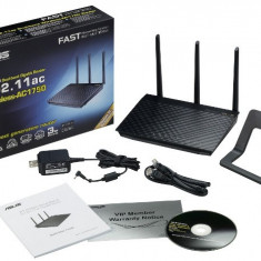 ASUS RT-AC66R Dual-Band Wireless-AC1750 Gigabit Router IEEE 802.11ac, IEEE