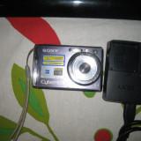 Camera foto video sony cyber shot 8, 1mp model dsc-w90 - Aparat Foto compact Sony