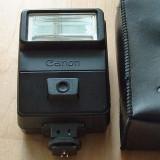 Blitz Canon Speedlite 177a cu toc
