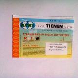 KVK Tienen - FC Antwerp (21 decembrie 2008)