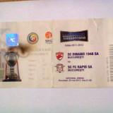 Dinamo Bucuresti - Rapid Bucuresti (23 mai 2012) / Cupa Romaniei