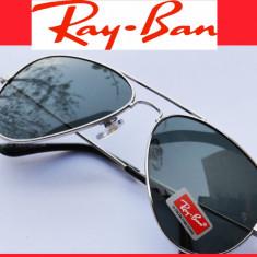 Ochelari de soare Ray Ban, Unisex, Negru, Pilot, Plastic - Ochelari RAY BAN