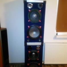 TNE AV-2000 Amplifier + 2 Boxe - Amplificator studio