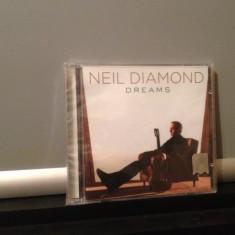 NEIL DIAMOND - DREAMS (CBS REC./2010) - CD NOU/SIGILAT - Muzica Rock Columbia