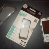 Telefon mobil Samsung B5330 Galaxy Chat, White - Telefon Samsung, Alb, 4GB, Neblocat, Fara procesor, Nu se aplica