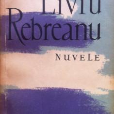 NUVELE - Liviu Rebreanu - Nuvela