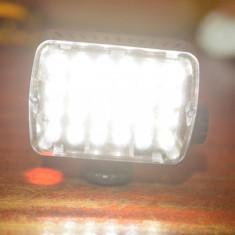 Lampa Manfrotto ML240 Mini- 24 +2 acumulatori si incarcator - Lampa Camera Video