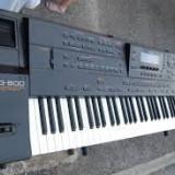 Roland G-800 - Orga