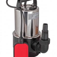 070110-Pompa submersibila pentru golire apa murdara 550W - Pompa gradina
