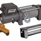 121608-Troliu Electric 12 V - 3620 kg, 4200 W, telecomanda pe fir