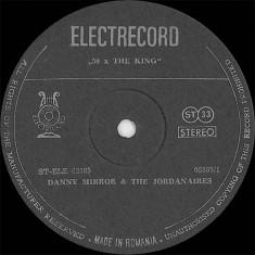Danny Mirror & The Jordanaires - 50 King Elvis Presley's Greatest Songs (Vinyl) - Muzica Rock & Roll electrecord, VINIL