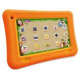 Tableta KiddyPad dual core 1, 2 Ghz, 1024/600 pixeli, camere 2MP/0.3 MP, 1Gb ram DDR3, 8 Gb, protectie copii