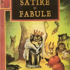G.Alexandrescu-Satire si Fabule - Carte Fabule