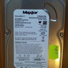 Hard Maxtor 80 Gb S-ata - Defect - Hard Disk Maxtor, 40-99 GB, Rotatii: 7200