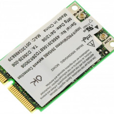 Placa de retea wireless laptop HP Pavilion dv8000, Intel WM3945ABG MOW2, 407674-002, 407576-002, 396331-002