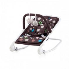 Scaunel Balansoar Baby Boo 2014 Chocolate - Balansoar interior Chipolino