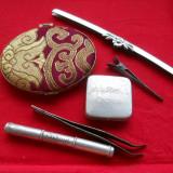 Frumos si Vechi Lot Instrumente Cosmetice feminine Austro Ungaria de colectie