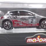 Macheta auto Siku - MAJORETTE -REGULAR-SCARA 1/64-PEUGEOT - ++2501 LICITATII !!