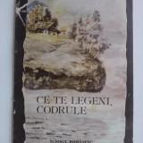 Ce telegeni, codrule - Mihai Eminescu (ilustratii de Nicolae Alexi) / C32P