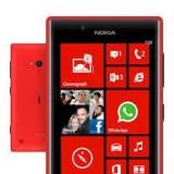 Vand nokia 520 rosu - Telefon mobil Nokia Lumia 520, Orange