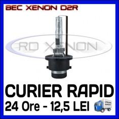 Bec xenon auto BOORIN - BEC BECURI XENON D2R - 4300K, 6000K